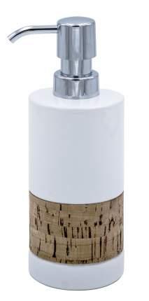 Дозатор для жидкого мыла Corky белый