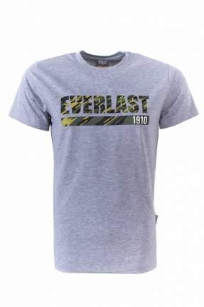 Футболка Everlast Camouflage, grey, XXL INT