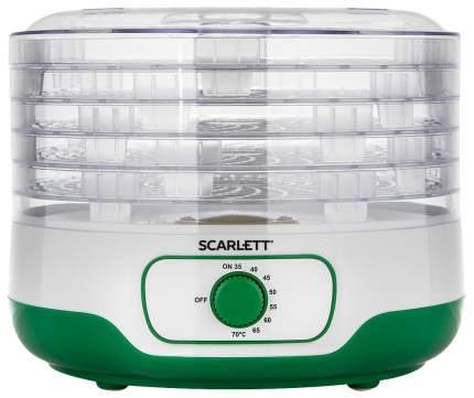 Сушилка для овощей и фруктов Scarlett SC-FD421011 green/white