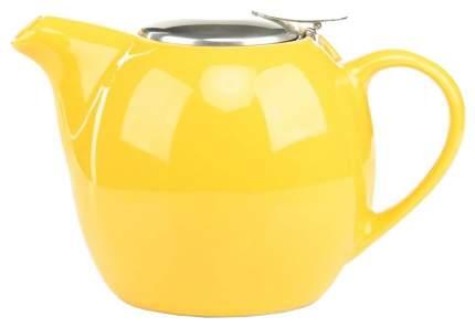 Заварочный чайник Fissman 9202 Желтый