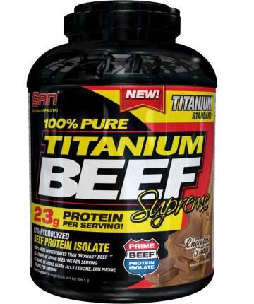 Протеин SAN Beef Supreme 908 г Chocolate Fudge