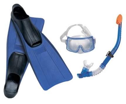 Набор для плавания Intex Sport с55958, от 8 лет, синий/прозрачный, размер 41-45