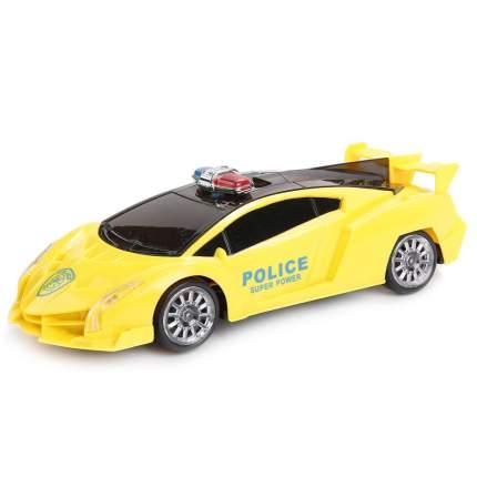 Машина электрическая, Полиция, свет, звук 399B-01 Наша игрушка