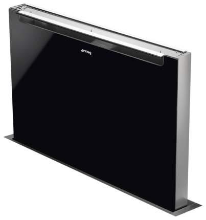 Вытяжка встраиваемая Smeg Dolce Stil Novo KSDD90VN-2 Black/Silver