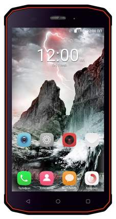 Смартфон teXet TM-5201 8Gb Black