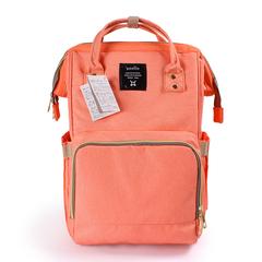 Сумка-рюкзак для мамы Anello оранжевый