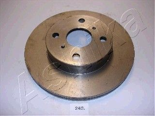 Тормозной диск Ashika 60-02-243