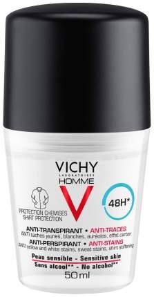 Дезодорант Vichy Homme 48HR Deodorant Anti-Marks 50 мл