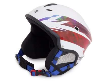 Горнолыжный шлем Sky Monkey VS670 2018, белый, L