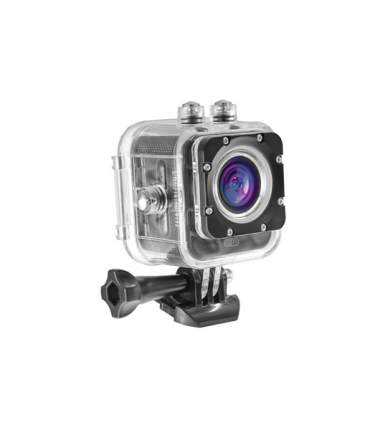 Экшн камера Ginzzu FX130GL Black
