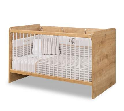 Кроватка детская Cilek 70х140 Natura Baby ST