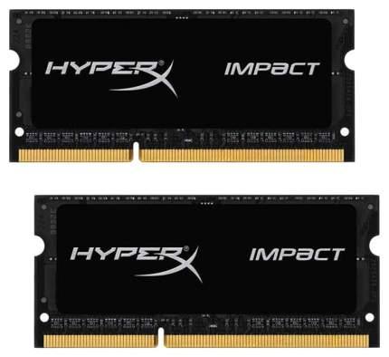 Оперативная память HyperX Impact HX316LS9IBK2/16