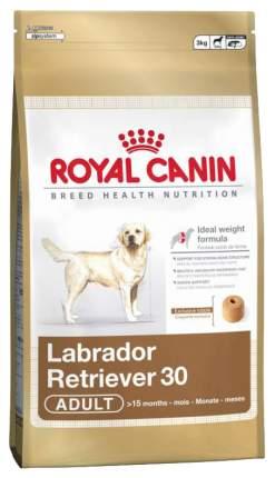 Сухой корм для собак ROYAL CANIN Adult Labrador Retriever, рис, птица, свинина, 3кг