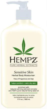 Молочко для тела Hempz Sensitive Skin Herbal Body Moisturizer 500 мл