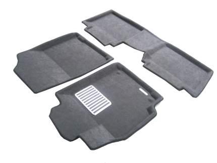 Комплект ковриков в салон автомобиля для Toyota Euromat Original Lux (em3d-005104g)