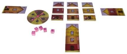 Семейная настольная игра Gaga Games Три Поросенка