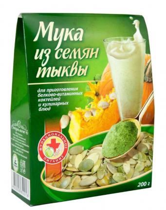 Мука Специалист из семян тыквы 200 г