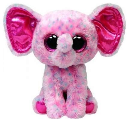 Мягкая игрушка Ty Inc Слоненок Beanie Boo's - Ellie, розовый, 23 см