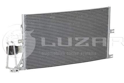 Радиатор кондиционера автомобильный Luzar LRAC2162