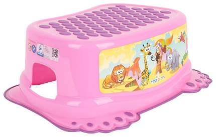 Подставка детская Tega Baby Сафари, розовый