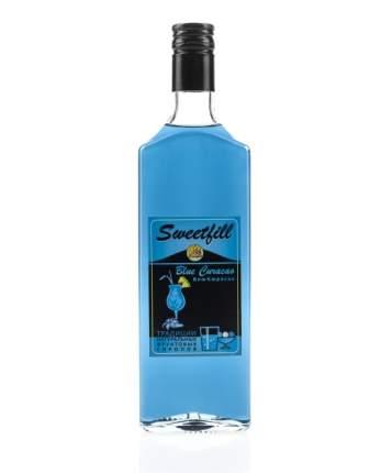 Сироп Sweetfill блю кюрасао стекло 500 мл