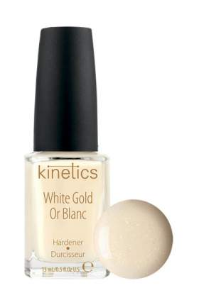 Средство для ухода за ногтями Kinetics White Gold Hardener 15 мл