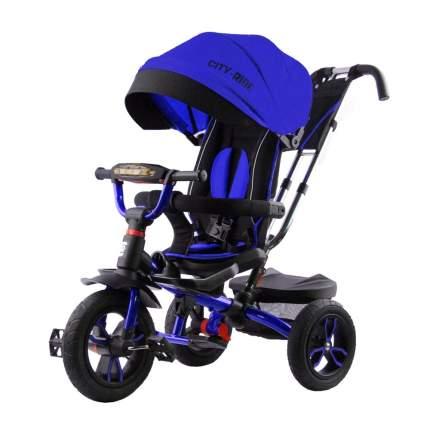 Детский трехколесный велосипед CITY-RIDE H6BB