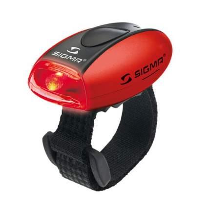 Велосипедный фонарь задний Sigma Micro красный
