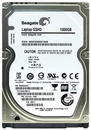 Внутренний жесткий диск Seagate Laptop SSHD 1TB (ST1000LM014)