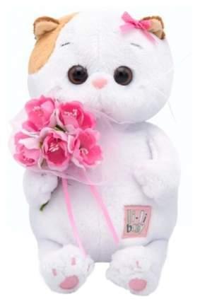 Мягкая игрушка Budi Basa Кошечка Ли-Ли Baby с букетом 20 см