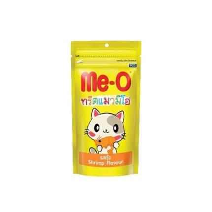 Лакомство для кошек Me-O креветки 0.05кг