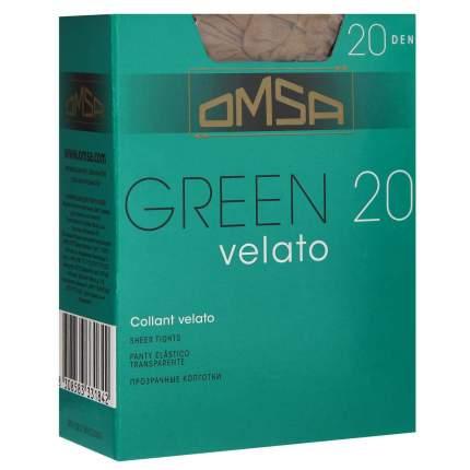 Колготки Omsa GREEN 20 /  Tropicale  (Средний загар) / 2 (S)