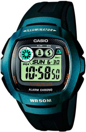 Наручные часы электронные мужские Casio Collection W-210-1B
