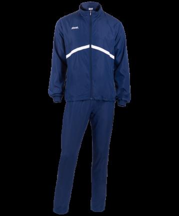 Комплект спортивной формы Jogel JLS-4401-091, темно-синий/белый, S INT