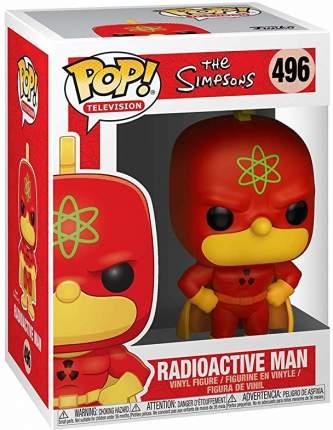 Фигурка Funko POP! Television The Simpsons: Radioactive Man