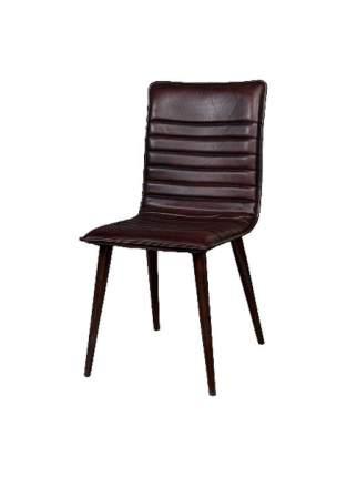 Стул ROOMERS 85х56х41 см, коричневый