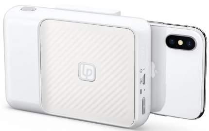Портативный принтер Lifeprint LP003 для iPhone (White)