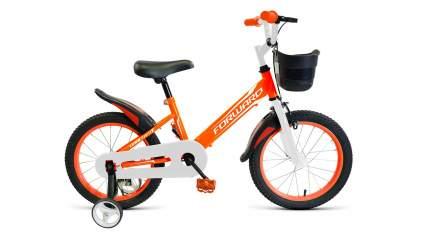 Велосипед Forward Nitro 16 2019 оранжевый/белый