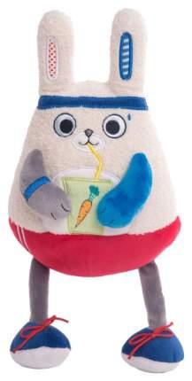 Мягкая игрушка животное Gulliver Заяц-энергетик 51-T78047A1