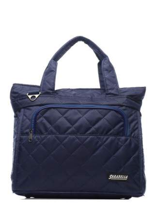 Сумка Sarabella С123 спортивно-дорожная, синяя.