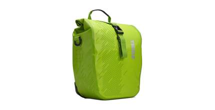 Велосипедная сумка Thule Pack'n Pedal Small Chartreuse 14 л