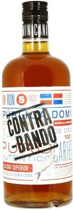 Ром Contrabando 5 Years Old 0.7 л