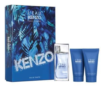 Парфюмерный набор Kenzo L'eau Pour Homme Set