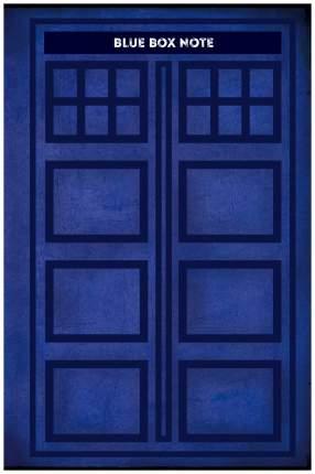 Blue Box Note, Космический блокнот для путешественников во времени (твердый переплет)