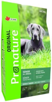 Сухой корм для собак Pronature Original Senior, для пожилых, курица, 20кг