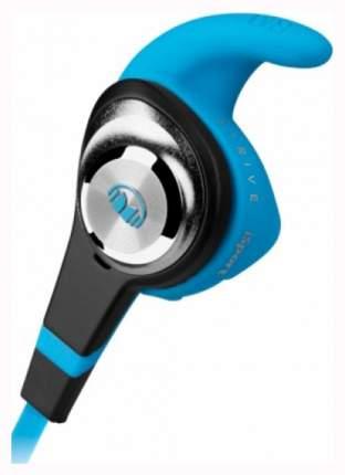Наушники Monster iSport Strive In-Ear Blue