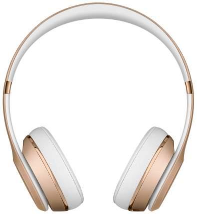 Беспроводные наушники Beats Solo3 Wireless On-Ear Gold