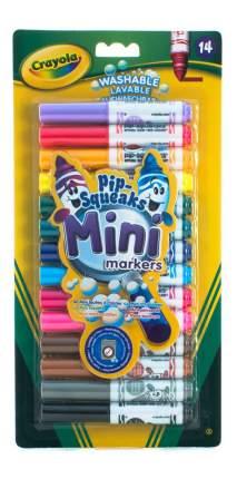 Мини-маркеры Crayola 14 цветов