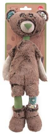 Мягкая игрушка Trudi Мишка Базиль, 33 см