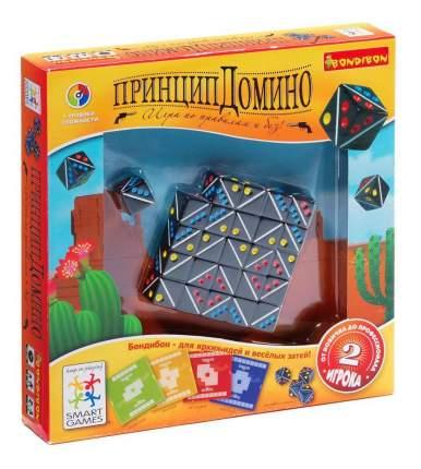 Логическая игра Bondibon принцип домино